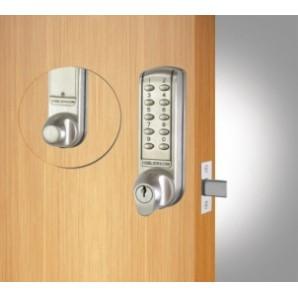 CL2210 Electronic Mortice Deadbolt Lock
