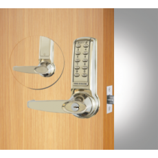 CL4010 Electronic Tubular Mortice Latch Lock