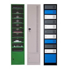 Powered Laptop Lockers