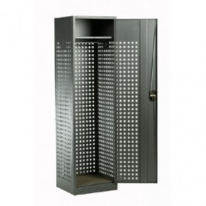 Perforated Lockers
