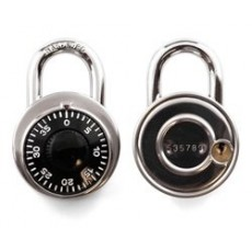 RiteFit Keyed Dial Combination Padlocks