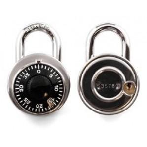 RiteFit Keyed Dial Combination Padlocks