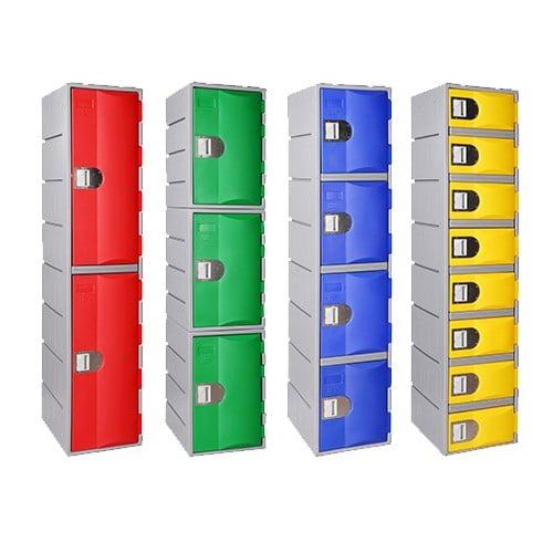 Heavy Duty Plastic Lockers PremierLockers