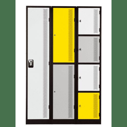 Contemporary Lockers