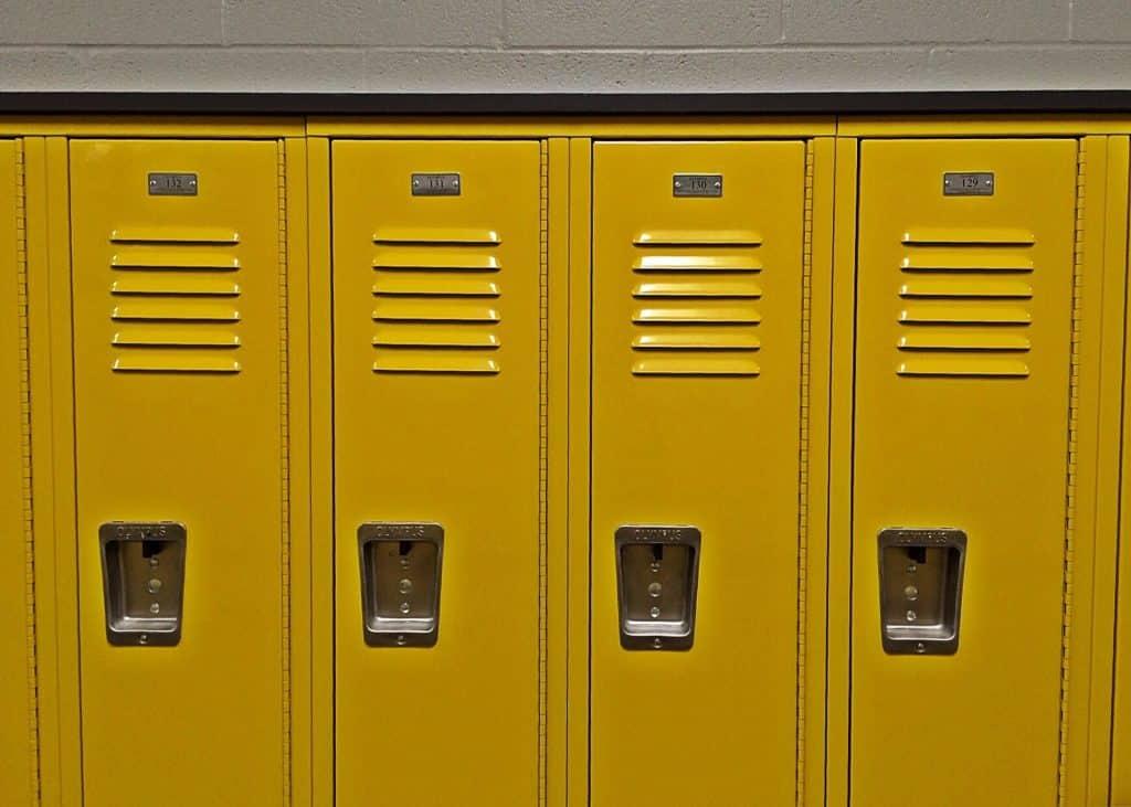 School Lockers News