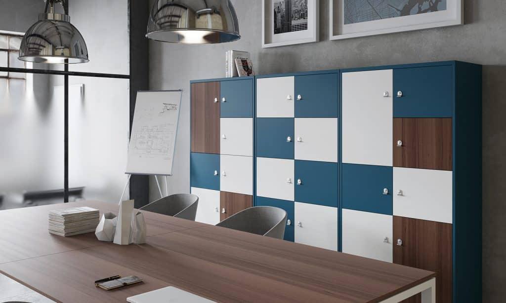 Workspace Well-Being Lockers Example