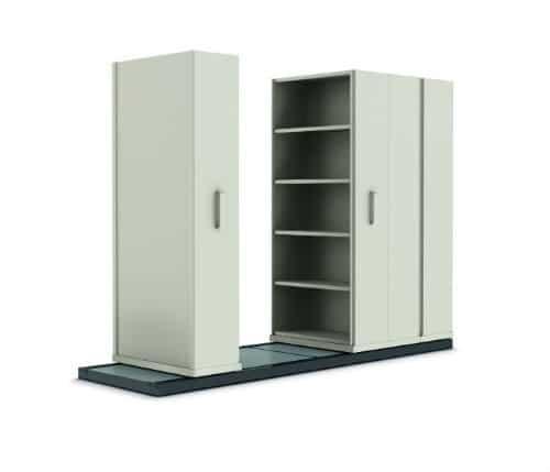 Compactus Base Mobile Shelving Premier Lockers