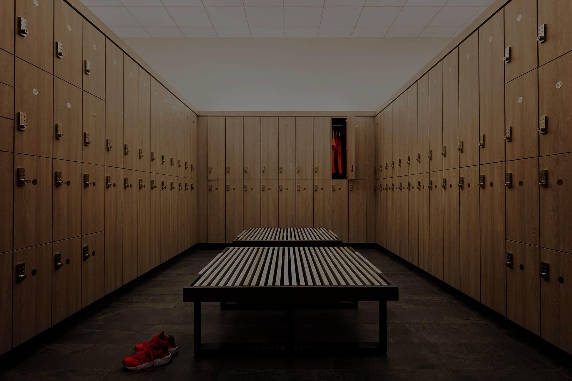 Sports Locker Room Example 2