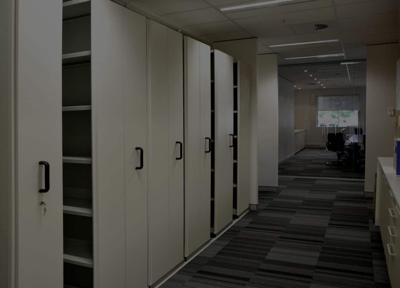 Compactus Example Premier Lockers