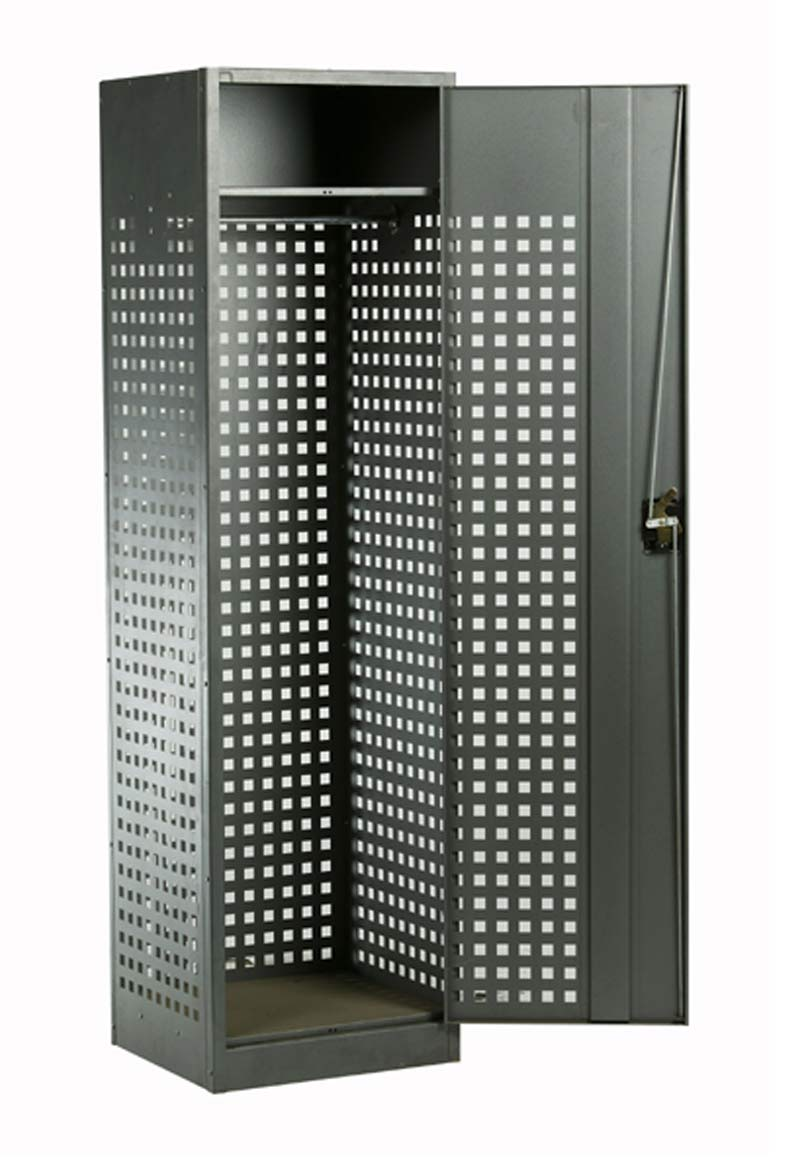 Perforated Lockers Image 1 Premier Lockers