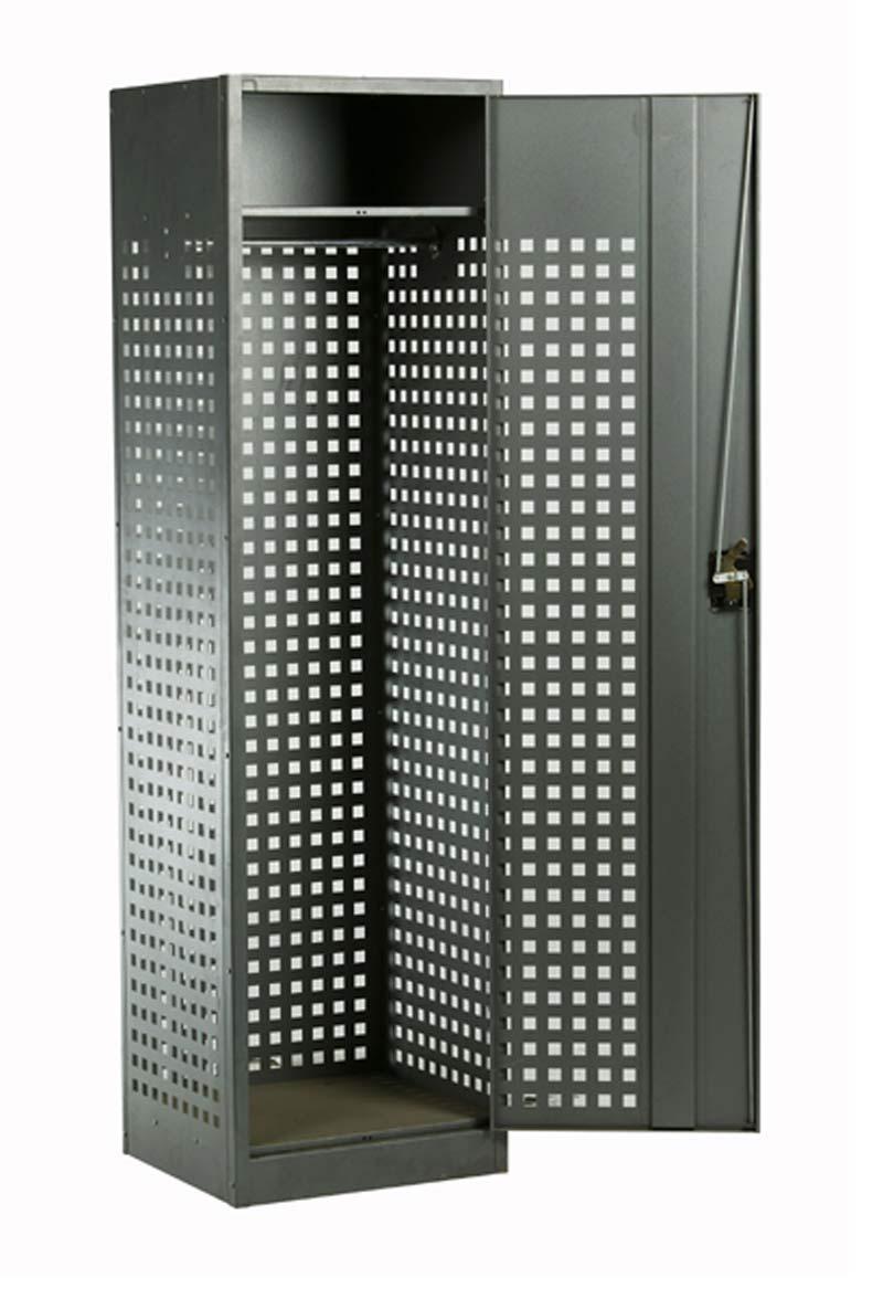 Perforated Lockers Image 1 Premier Lockers