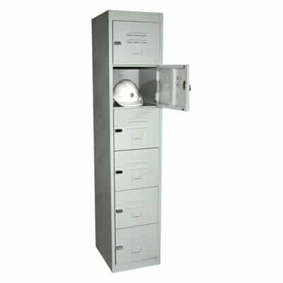 Six Door Lockers Image Premier Lockers