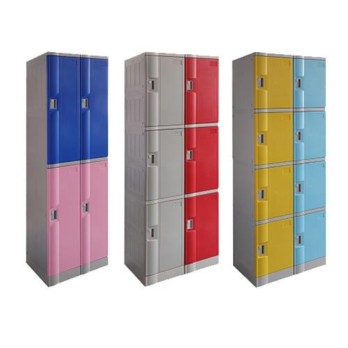 ABS Plastic Lockers Premier Lockers