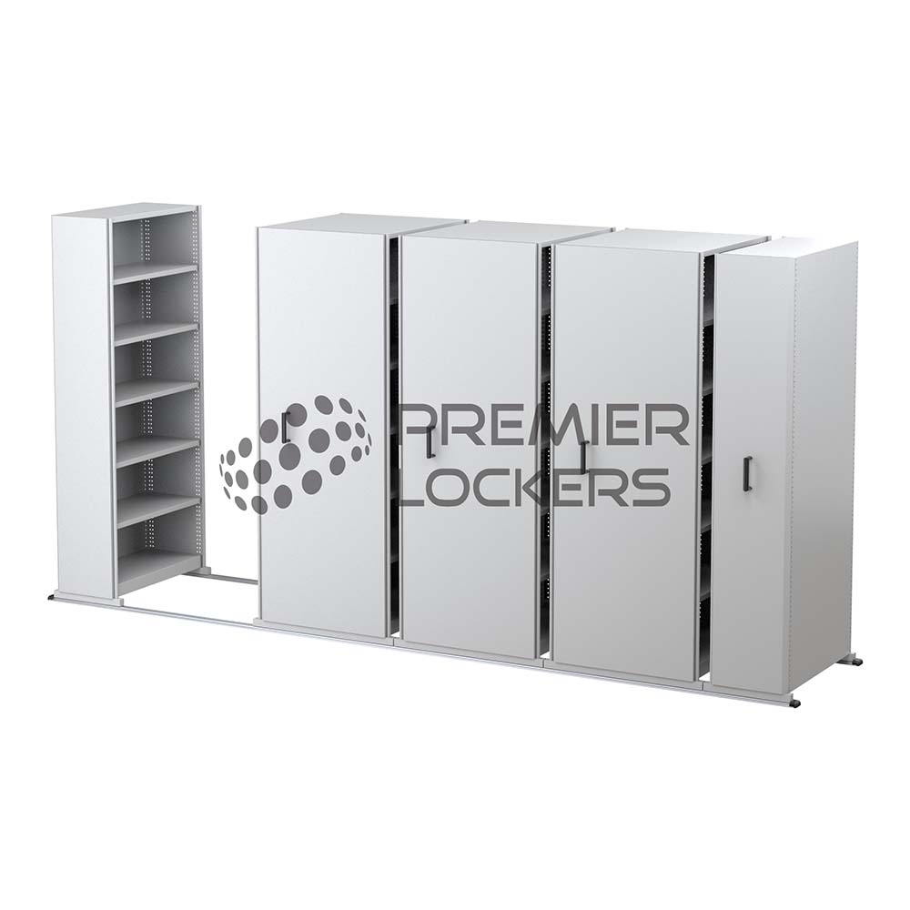 compactus mobile shelving